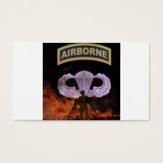 Airborne Business Cards