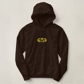 Airborne Embroidered Hoodie