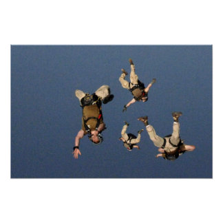 Airborne Jumpers Posters