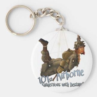 Airborne Keychain