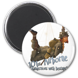 Airborne Magnets