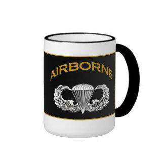 Airborne Coffee Mugs