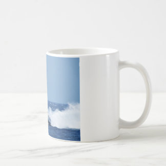Airborne Powerboat And Helicopter Coffee Mug