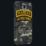 "AIRBORNE RANGER CELL PHONE CASE<br><div class=""desc"">SAMSUNG GALAXY S4 AIRBORNE RANGER CELL PHONE CASE</div>"