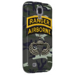 AIRBORNE RANGER CELL PHONE CASE GALAXY S4 CASE