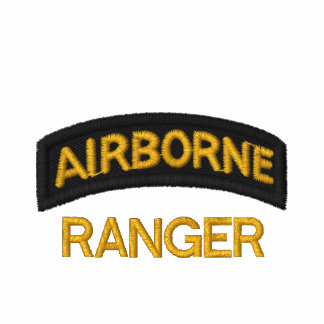 Airborne RANGER Embroidered Shirts