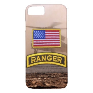Airborne Rangers Veterans Vets LRRP iPhone 8/7 Case