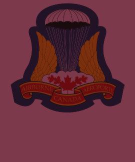 Airborne regiment Canada T-shirt