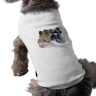 Airborne Snowmobile Shirt