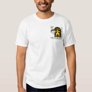 Airborne Veteran - 509th PIR Tee Shirts