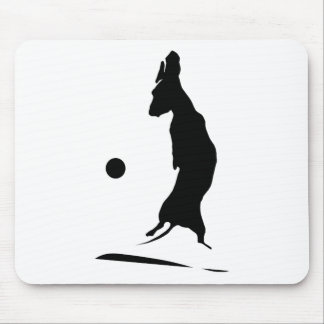 Airborne Weiner Mouse Pad