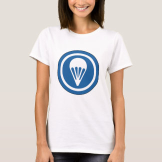 Airborne WWII CAP Patch T-Shirt