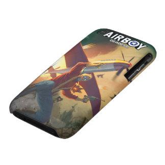 Airboy: iPhone 3G/3GS de la casamata de la cubiert iPhone 3 Case-Mate Cobertura