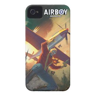 Airboy: iPhone 4 de la casamata de la cubierta de  iPhone 4 Case-Mate Cárcasas