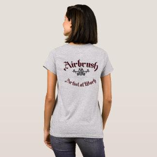 AIRBRUSH ARTIST AT WORK T-Shirt