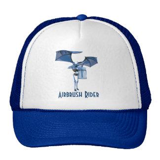Airbrush Rider Cap by AirbrushFan Trucker Hat