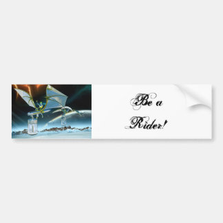 Airbrush Riders Card by AirbrushFan Bumper Stickers