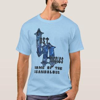 Airbrush T-shirt lot (t) Angeles of hardlines