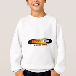 Airbrush Tanning - be tanned in 10 minutes Sweatshirt