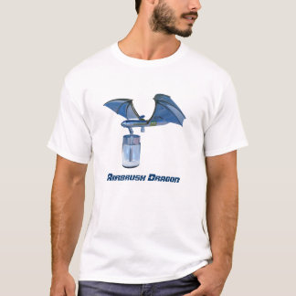 Airbrush tarragon shirt By AirbrushFan