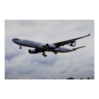 Airbus A330 Poster