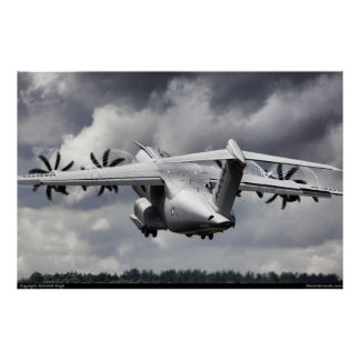 Airbus A400M Poster