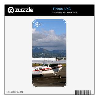 Aircraft, Anchorage, Alaska iPhone 4 Skins