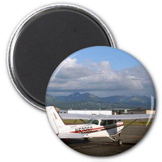 Aircraft, Anchorage, Alaska Magnet