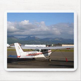 Aircraft, Anchorage, Alaska Mouse Pad