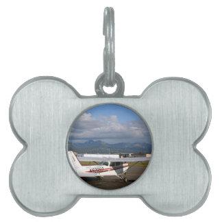 Aircraft, Anchorage, Alaska Pet ID Tag