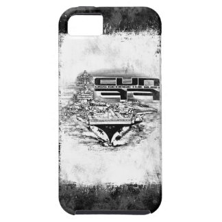 Aircraft carrier George H.W. Bush iPhone SE/5/5s Case
