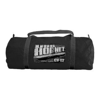 Aircraft carrier Hornet Gym Duffle Bag