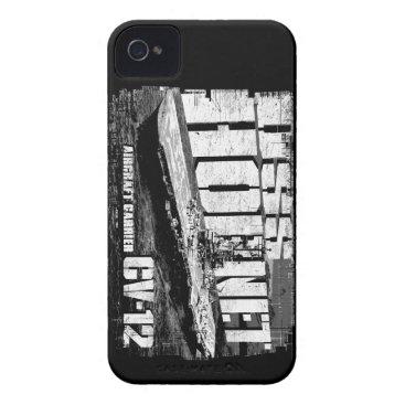 Beach Themed Aircraft carrier Hornet iPhone / iPad case