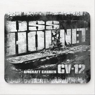 Aircraft carrier Hornet Mousepad
