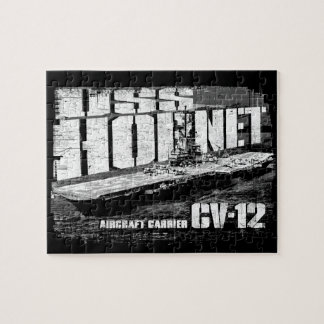 Aircraft carrier Hornet Puzzle