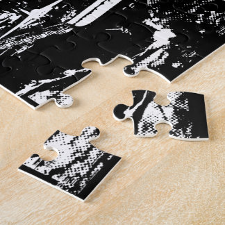 Aircraft carrier Independence Fuji puzzle