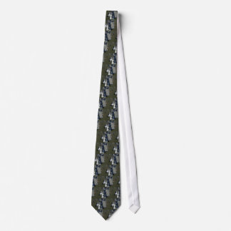 Aircraft Carrier Intrepid New York city Neck Tie