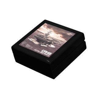 Aircraft carrier Nimitz Giftbox Gift Box