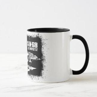 Aircraft carrier Nimitz Mug
