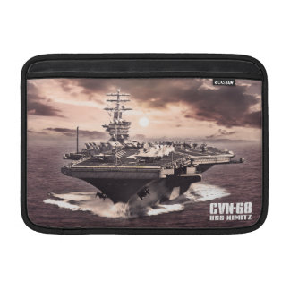 Aircraft carrier Nimitz Rickshaw sleeve