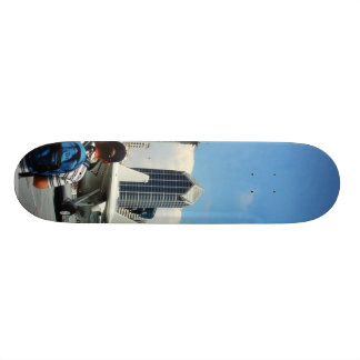 Aircraft Carrier Ship Skate Board
