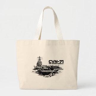 Aircraft carrier Theodore Roosevelt Bag