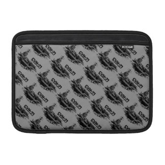 Aircraft carrier Theodore Roosevelt Rickshaw slee MacBook Air Sleeve
