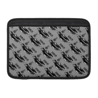 Aircraft carrier Theodore Roosevelt Rickshaw slee MacBook Sleeve