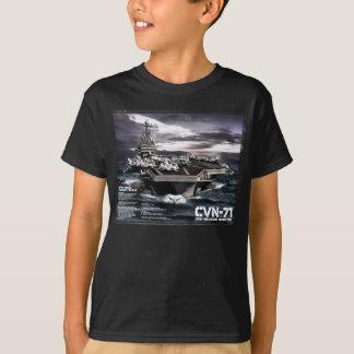 Aircraft carrier Theodore Roosevelt T-shirt