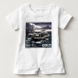 Aircraft carrier Theodore Roosevelt T Shirt