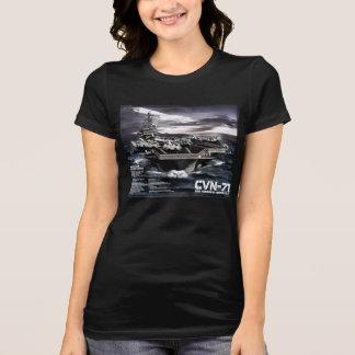 Aircraft carrier Theodore Roosevelt Tee Shirt