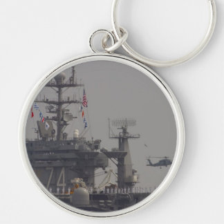 Aircraft Carriers Keychain