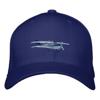 Aircraft Classic Cessna Custom Embroidered Embroidered Baseball Cap