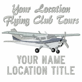 Aircraft Classic Cessna Pilot Custom Personalized Track Jackets